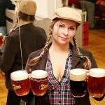 Široká nabídka piv Hotel Palcát